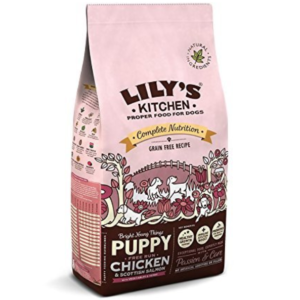 Lily's kitchen puppy food complete dry dog food