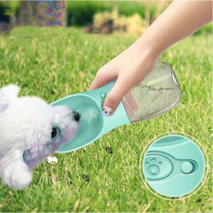 puppy water container